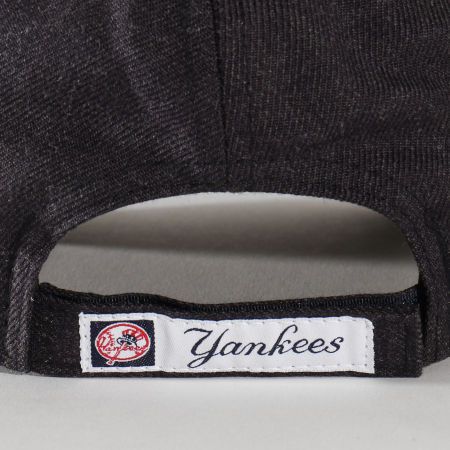 New Era - Casquette 9Forty Winterized The Leag 12134649 New York Yankees Bleu Marine Chiné