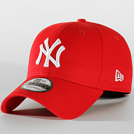 New Era - Casquette League Essential 9Forty New York Yankees 11945654 Rouge