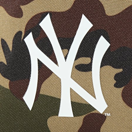 New Era - Sacoche Camouflage MLB New York Yankees 12145421 Vert Kaki