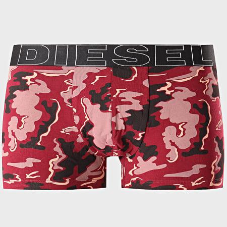 Diesel - Lot De 3 Boxers Damien 00ST3V-0SAYF Noir Bordeaux