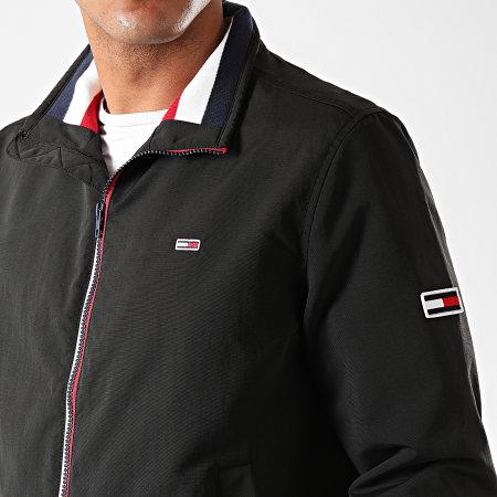 Tommy Hilfiger Jeans - Veste Zippée Essential Bomber 7366 Noir