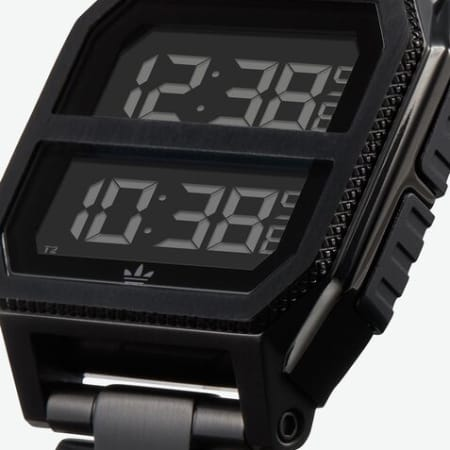 adidas - Montre Archive MR1 Z21001-00 All Black