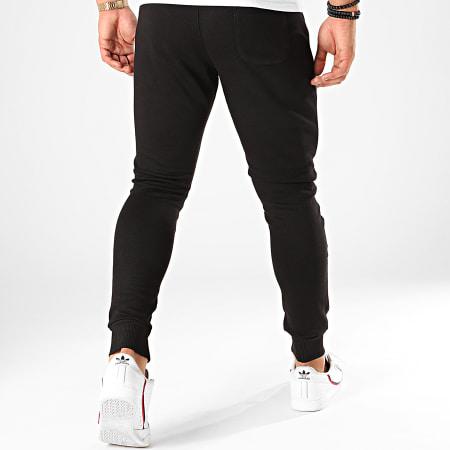 OhMonDieuSalva - Pantalon Jogging ABLH Noir Blanc