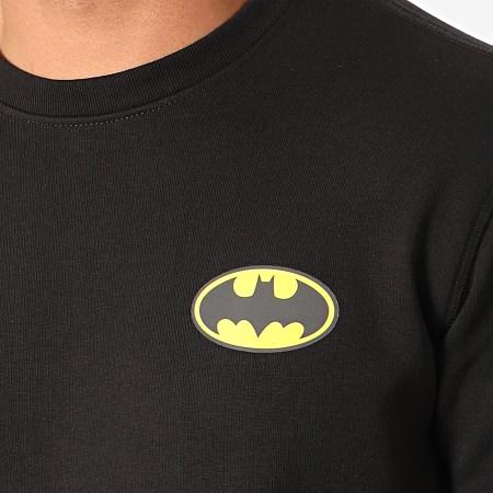 Batman - Sweat Crewneck Original Logo Back Noir