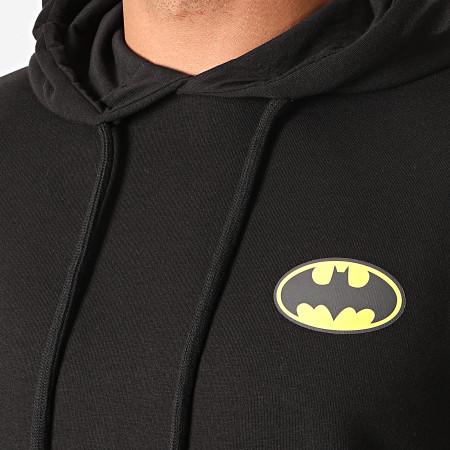 Batman - Sweat Capuche Original Logo Back Noir