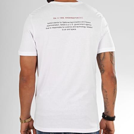 Jack And Jones - Tee Shirt Berkan Blanc