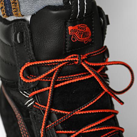 Vans - Baskets Sk8 Hi Boot MTE 2 A4P3GTUB Black Spicy Orange