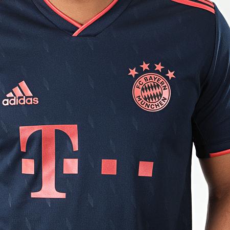 adidas Maillot De Foot A Bandes FC Bayern 3 DW7411 Bleu