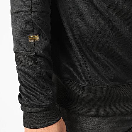 G-Star - Sweat Capuche Motac D16913-A650 Noir
