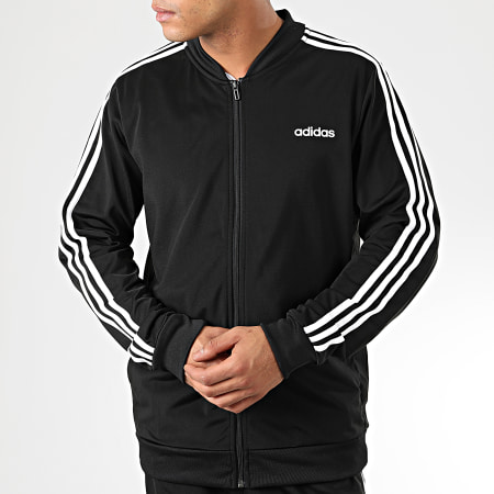 adidas - Ensemble De Survetement A Bandes MTS B2BAS 3 Stripes DV2448 Noir