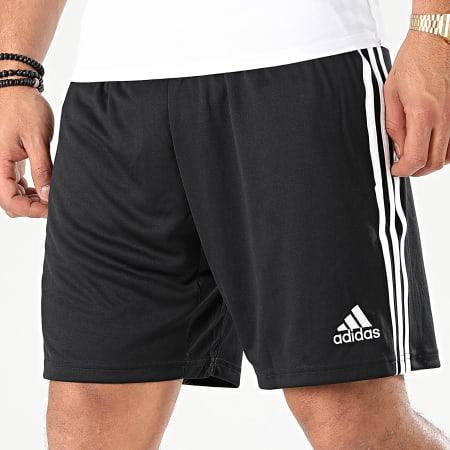adidas - Short De Sport A Bandes Juve H DW5454 Noir