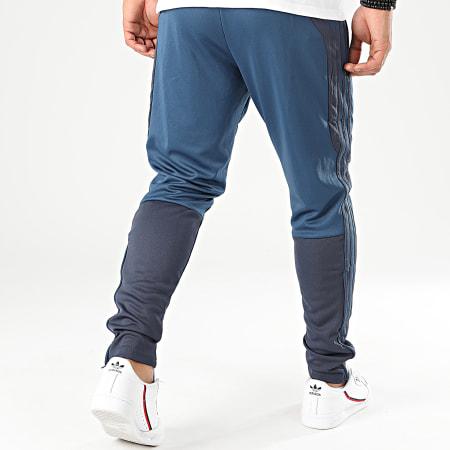 adidas - Pantalon De Sport A Bandes FCB DX9169 Bleu Marine