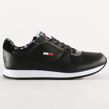 Tommy Jeans - Baskets Casual Tommy Jeans Sneakers 0372 Black