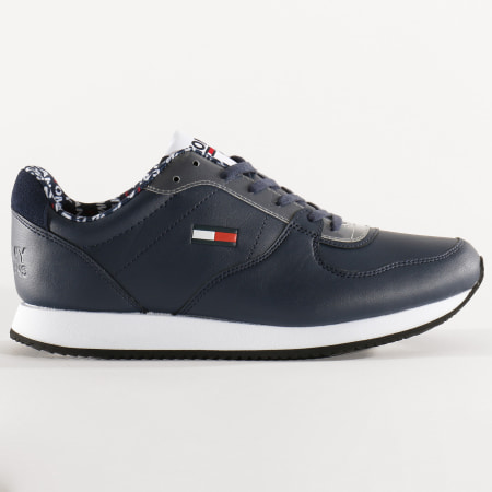 Tommy Jeans - Baskets Casual Tommy Jeans Sneakers 0372 Navy