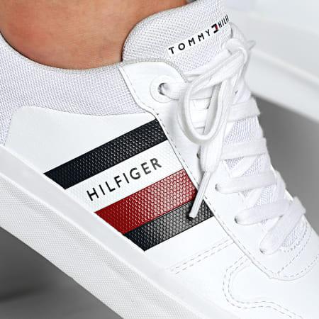 Tommy Hilfiger - Baskets Core Corporate Modern Vulcan 2618 White