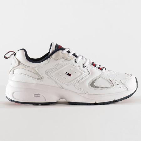 Tommy Jeans - Baskets Femme Heritage Sneaker 0721 White