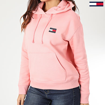 Tommy Hilfiger - Sweat Capuche Femme Tommy