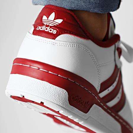 adidas - Baskets Rivalry Low EE4967 Footwear White Maroon