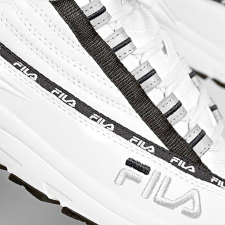 Fila Baskets DSTR97 L 1010569 White