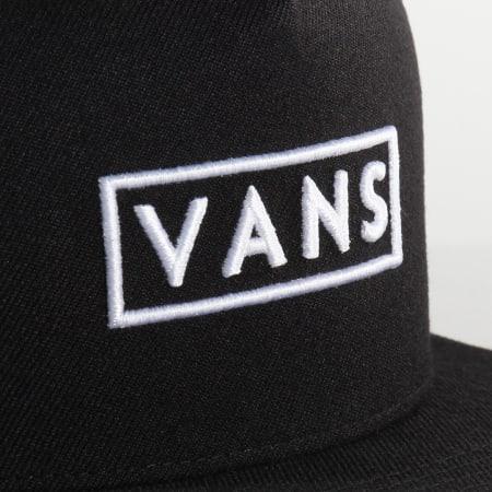 Vans - Casquette Snapback Easy Box A45DP Noir