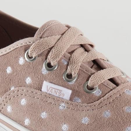 Boutique Officielle Sneakers Femmes, Vans Gold Dots Old