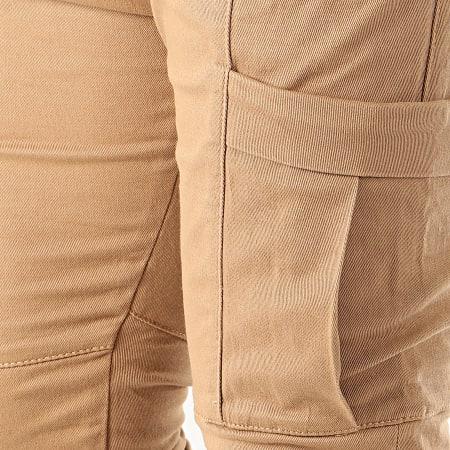 Uniplay - Pantalon Cargo PNS-3 Camel