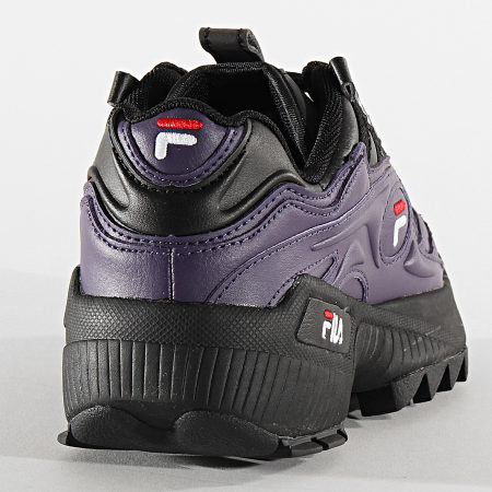 Fila - Baskets Femme D-Formation 1010801 Purple Black