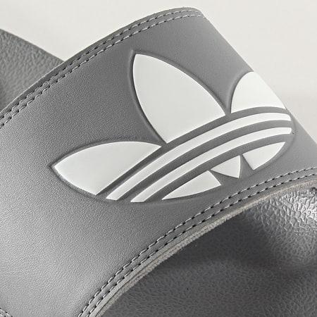 adidas - Claquettes Adilette Lite FU7592 Gris