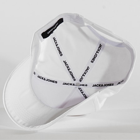 Jack And Jones - Casquette NASA Blanc