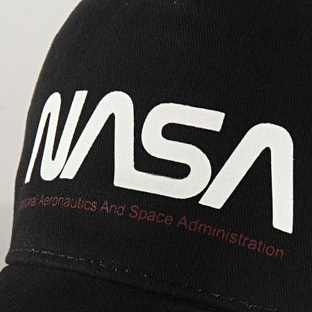 Jack And Jones - Casquette NASA Noir