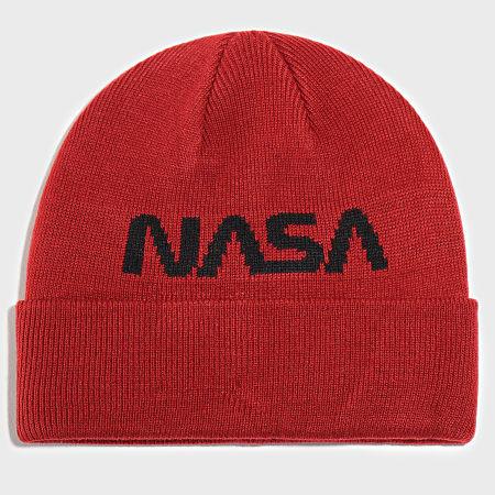 Jack And Jones - Bonnet NASA Rouge