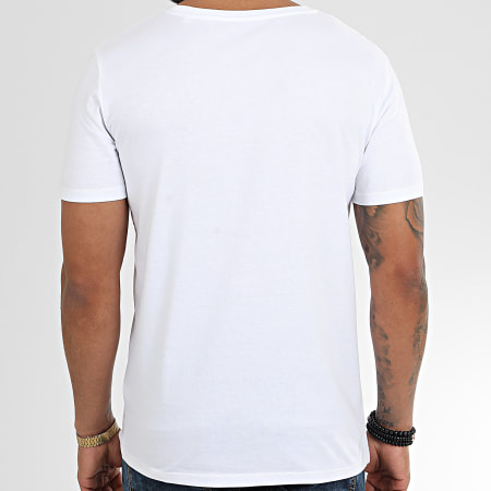 The Simpsons - Tee Shirt Innocent Blanc