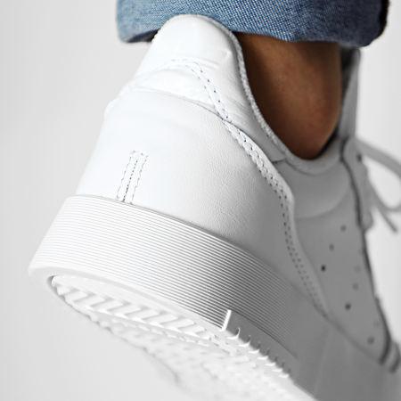 adidas - Baskets Supercourt EE6037 Cloud White Core Black