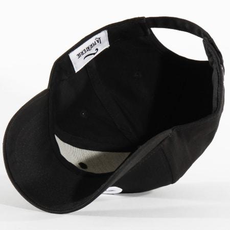La Piraterie - Casquette Sigle Noir