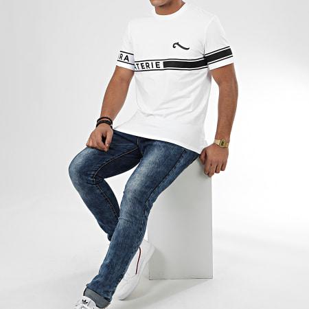 La Piraterie - Tee Shirt Paris Blanc