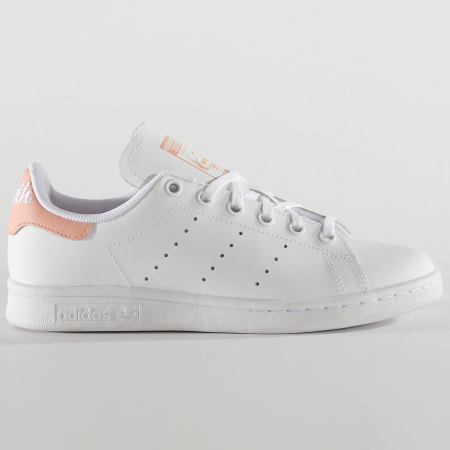 adidas - Baskets Femme Stan Smith EE7571 Footwear White Glow Pink