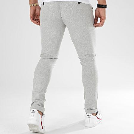 Classic Series - Pantalon Chino 7001 Gris Chiné