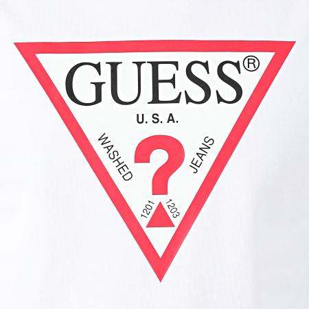 Guess - Sweat Crewneck M01Q37-K6ZS0 Blanc