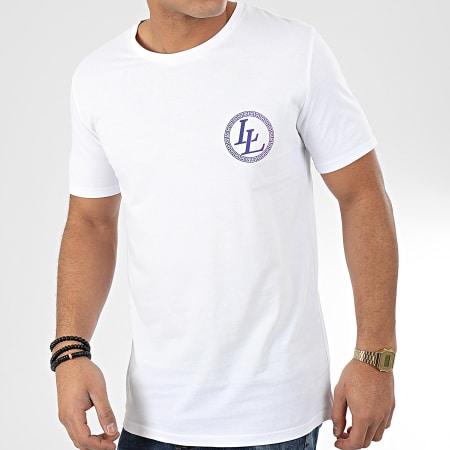 Luxury Lovers - Tee Shirt Crepuscular Blanc