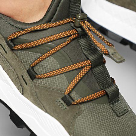 Timberland - Baskets Brooklyn Leather Fabric A2D8G Dark Green