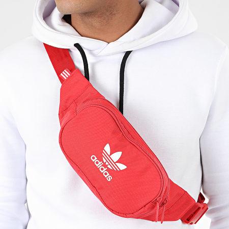adidas - Sac Banane Essential Cbody FL9657 Rouge