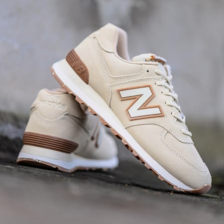 new balance 574 homme marron bleu