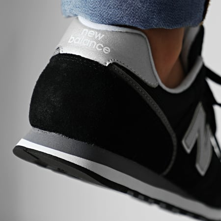 New Balance - Baskets Classics 373 774671 Black