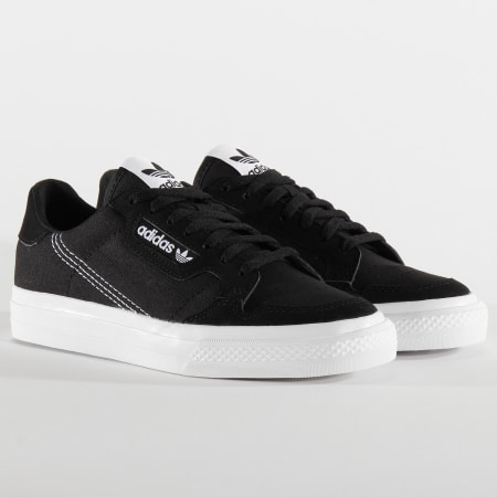 adidas - Baskets Femme Continental Vulc EF9451 Core Black Cloud White Core Black