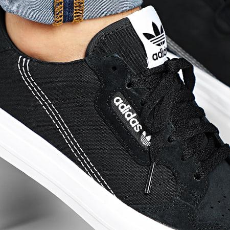 adidas - Baskets Continental Vulc EF3524 Core Black Cloud White