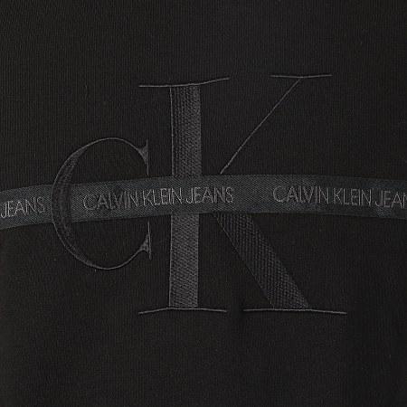 Calvin Klein Sweat Crewneck 4127 Noir