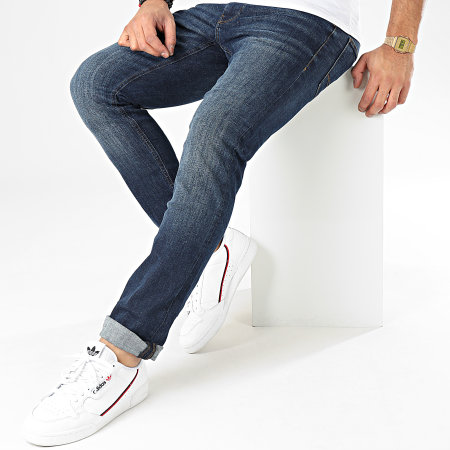 Esprit - Jean Slim 998EE2B817 Bleu Denim