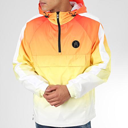 Veste Ninho orange jaune