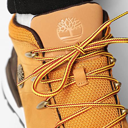 Timberland - Baskets Sprint Trekker A257D Wheat Nubuck Brown