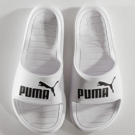Puma - Claquettes Divecat 369400 Puma White Puma Black